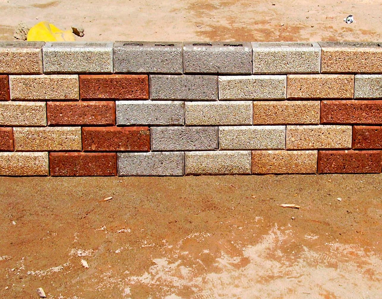 Bloques para muros premoldeados prefabricados de hormig n conbelt - Bloques para muros ...